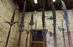 Castelvecchio Museum in Verona. Italy Royalty Free Stock Image