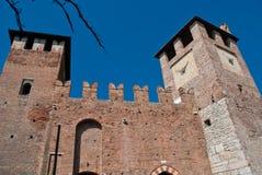 Castelvecchio, Verona, Italy Royalty Free Stock Photo