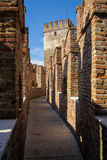 Castelvecchio in Verona, Italy Royalty Free Stock Image