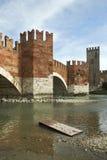 Castelvecchio Royalty Free Stock Images