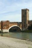 Castelvecchio Stock Photo
