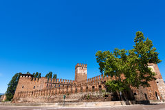 Castelvecchio Verona - Italy (1357) Royalty Free Stock Photography