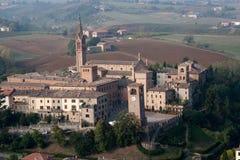 Castelvetro di Modena fotografia stock libera da diritti