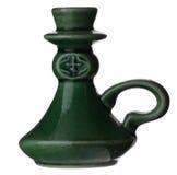 Castiçal verde Imagens de Stock Royalty Free
