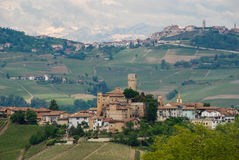 Castiglion Falletto, Piedmonte, Italy Royalty Free Stock Image