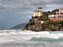 Castiglioncello, Tuscan Coast, Italy. Castiglioncello, a small town in the Tuscan Coast, Italy Stock Photos