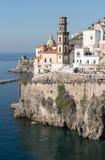 Castiglione, costa de Amalfi, província Salerno, Itália Fotografia de Stock