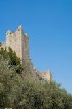 castiglione Del Forteca lago lew Umbria Obrazy Stock