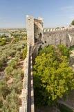 castiglione del fortress lago 免版税库存图片