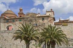 Castiglione Del Lago Zdjęcie Royalty Free