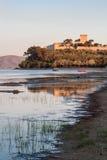 Castiglione del Lago Fotografie Stock