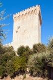 Castiglione del Lago. l'Ombrie. Photographie stock libre de droits