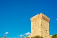 Castiglione del Lago Perugia Imagen de archivo libre de regalías