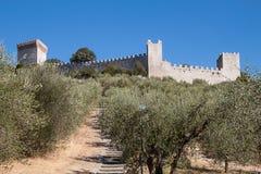 Castiglione del Lago. Umbria. Stock Images