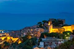 Castiglione della Pescaia, Tuscany Stock Photos