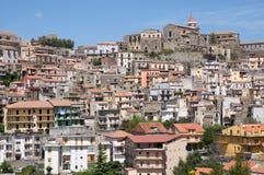 Castiglione di Sicilia, Italy Stock Photo