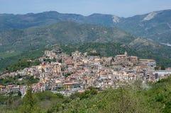 Castiglione di Sicilia, Italy Stock Image