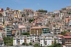 Castiglione di Sicilia, Italy Stock Images