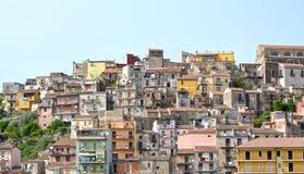 Castiglione di Sicilia Stock Photography
