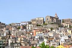 Castiglione di Sicilia Royalty Free Stock Image