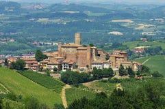 Castiglione Falletto Stock Photos