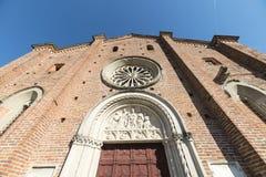 Castiglione Olona (Italy) Stock Photography