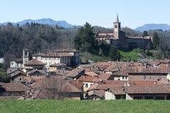 Castiglione Olona (Italy) Stock Photos