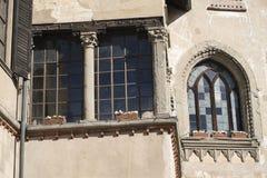 Castiglione Olona Varese, Italy: Branda Castiglioni palace Stock Photo