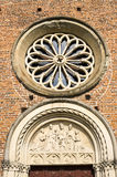 Castiglione Olona (Varese, Lombardy, Italy), the medieval Colleg Royalty Free Stock Photography