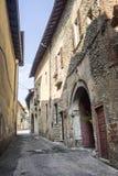 Castiglione Olona (Varese, Lombardy, Italy) Royalty Free Stock Photo