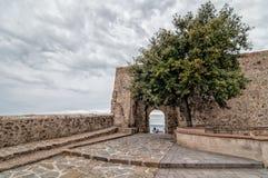 Castiglionedella Pescaia Stock Foto