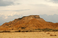 Castildetierra, Bardenas Reales desert Royalty Free Stock Photography