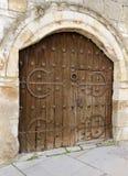 Castilian Front Door Stock Image