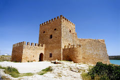 Castilla la Mancha - Spain Royalty Free Stock Photo