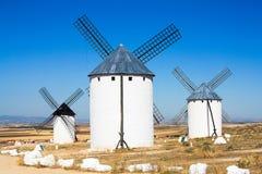 Castilla La Mancha Stock Image