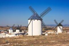 Castilla La Mancha Royalty Free Stock Image