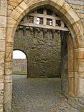 Castillo 02 de Cahir Foto de archivo libre de regalías