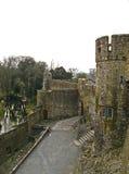 Castillo 07 de Cahir Imagen de archivo libre de regalías
