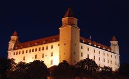 Castillo 2 de Bratislava Fotos de archivo libres de regalías
