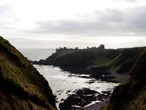 Castillo 2 de Dunnottar Fotografía de archivo libre de regalías