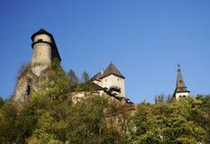 Castillo Fotografía de archivo libre de regalías