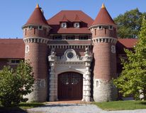 Castillo Fotografía de archivo