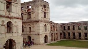 Castillo foto de archivo