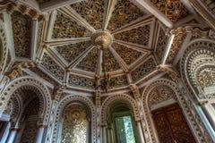 Castillo abandonado de Sammezzano, Italia Fotografía de archivo libre de regalías