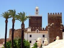Castillo Alandroal Fotografía de archivo libre de regalías