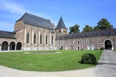 Castillo Alden Biesen en Bélgica Fotografía de archivo