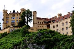 Castillo alemán Fotos de archivo libres de regalías