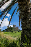 Castillo Almodovar, Cordova, Spagna Immagini Stock