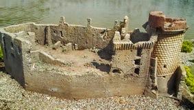 Castillo antiguo Imagen de archivo