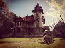 Castillo. Arte arquitectura antiguo casa Stock Photos
